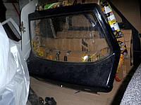 Дверь задка синяя. Крышка багажника ЗАЗ-1103. Крышка багажника Славута 1103-6300020-11 желтая, фото 1