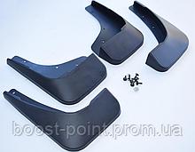 Брызговики пластик, под оригинал Mazda cx-5 (мазда сх-5 2012г-2017г)