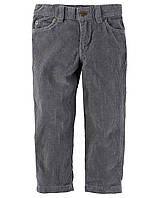 Детские вельветовые брюки для мальчика Картерс