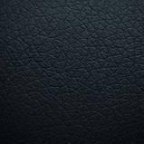 Офісне крісло AMF Паріс Пластик чорний кожзам висока спинка на коліщатках, фото 7