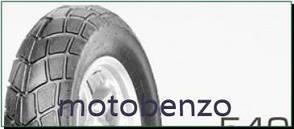 Мотошина120/70 -10 TL Swallow HS-540D  безкамерна