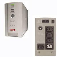 BK500EI ИБП APC Back-UPS CS 500VA, BK500EI