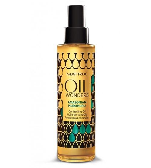 Matrix Oil Wonders Масло для гладкости волос Амазонских Мурумуру,150 мл.