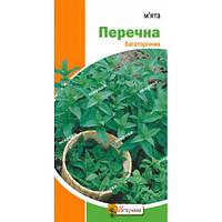 Мята перечная, 0,05 г. семена Яскрава