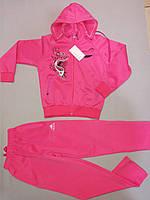 Подростковый спортивный костюм  для  девочки, фото 1