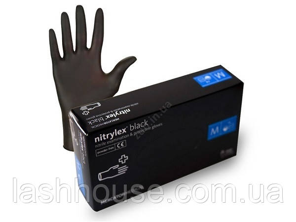 Перчатки нитриловые [чувствительные]