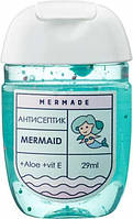 Санитайзер антисептик для рук Mermade Mermaid Perfume Hand Gel 29 мл 70% спирта