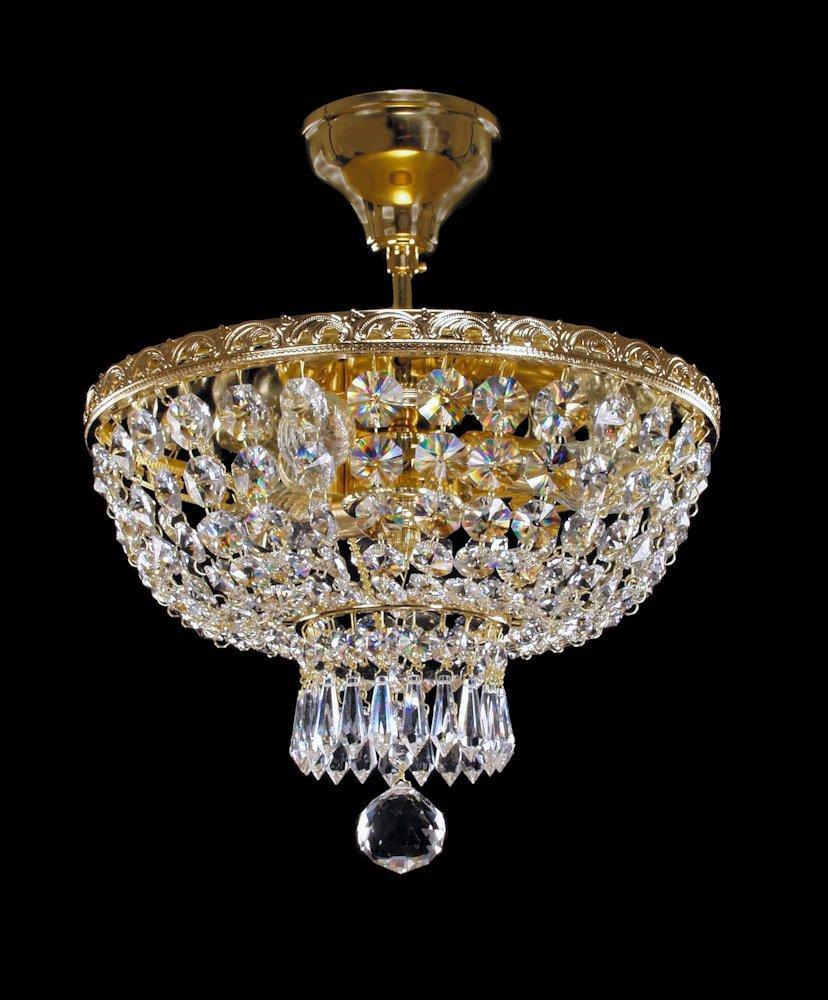 Еlite Bohemia L 710/3/05 потолочный хрустальный светильник