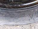 ШИНЫ б/у 195/50 R16 8 мм год 2003  YOKOHAMA Japan 2 шт. Лето 57046 ДИСКИ и ШИНЫ, фото 3
