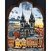 Набор для творчества «Картины по номерам – «Злата Прага» 40*50см.