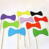 """Фотобутафория """"Разноцветные бабочки"""" (арт. F-017)"""