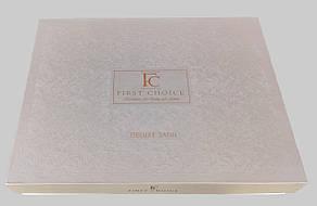 First Choice Комплект постільної Satin Delux Novel Line Badem 200*220, фото 3