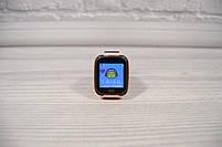Детские наручные умные часы Smart Watch F2(GPS + SOS+родительский контроль + фонарик)розовые, фото 3