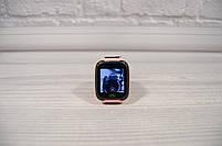 Детские наручные умные часы Smart Watch F2(GPS + SOS+родительский контроль + фонарик)розовые, фото 7