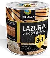 Лазурь синтетическая Primalex 3в1 (0,75л)
