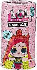 Ігровий набір з лялькою оригінал ЛОЛ з волоссям 2 L. O. L. S5 W2 Модні зачіски LOL Surprise Hairgoals