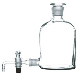 Бутыль Вульфа с краном ГОСТ 25336-82 1000 мл (mdr_6562)
