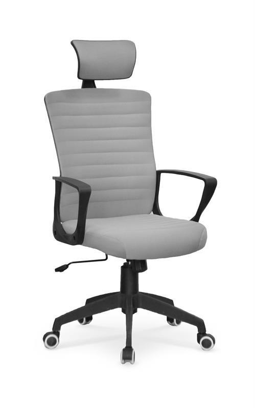 Крісло комп'ютерне BENDER сірий (Halmar)