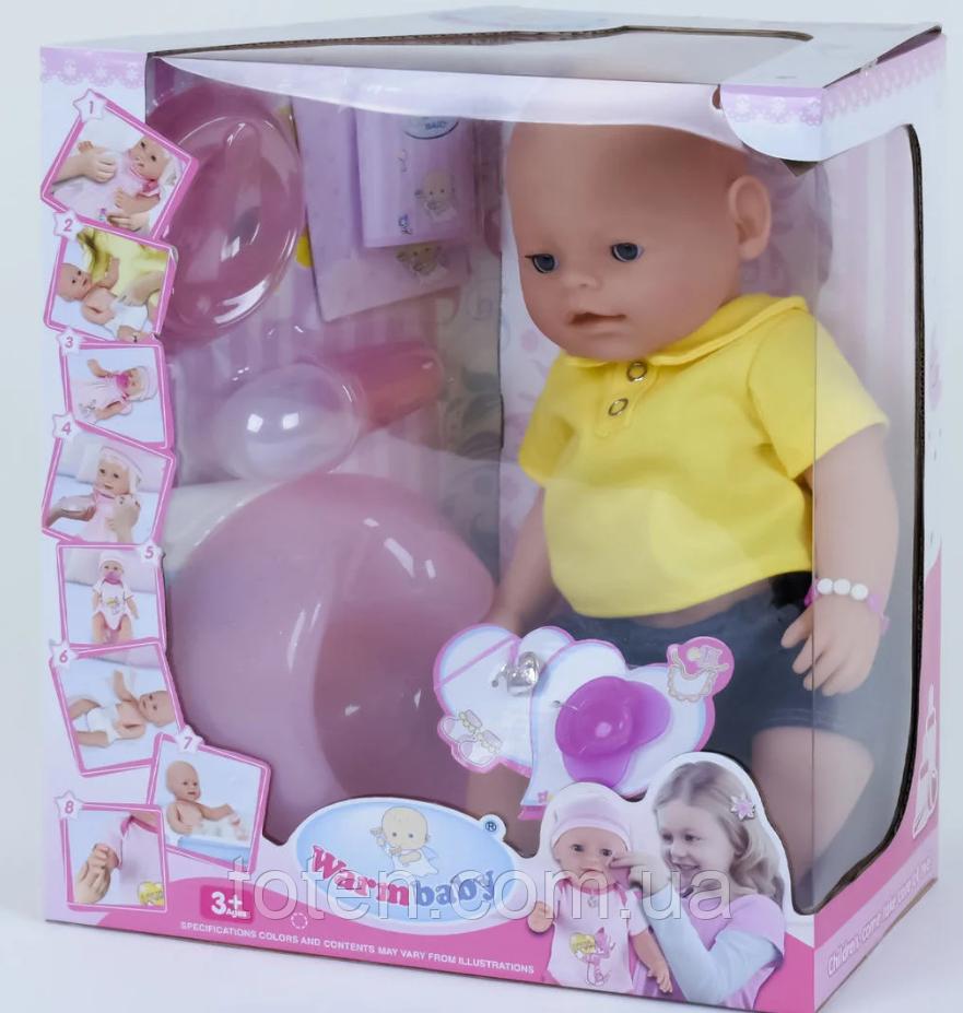Пупс кукла   BB 8006-410 Маленькая Ляля 11