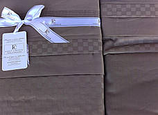 First Choice Комплект постельного Satin Delux SQUARE VIZON 200*220, фото 3