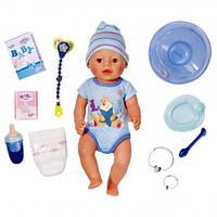 Пупс интерактивный «Baby Born Очаровательный малыш» Zapf Creation T_822012