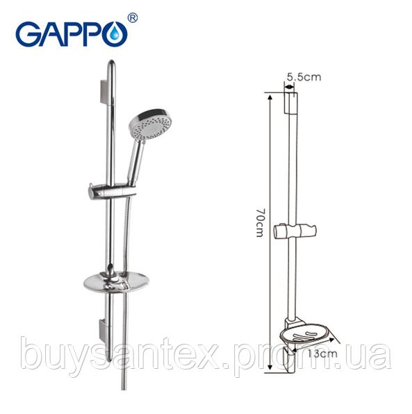 Душовий гарнітур Gappo G8008