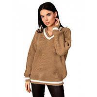 Женский свободный свитер, фото 1