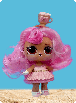 Кукла Милочка LOL Surprise Hairvibes - Darling Лол Сюрприз Оригинал, фото 5
