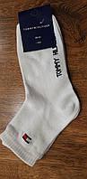 """Чоловічі високі шкарпетки,стрейчеві в стилі""""Tommy G"""" 43-46"""