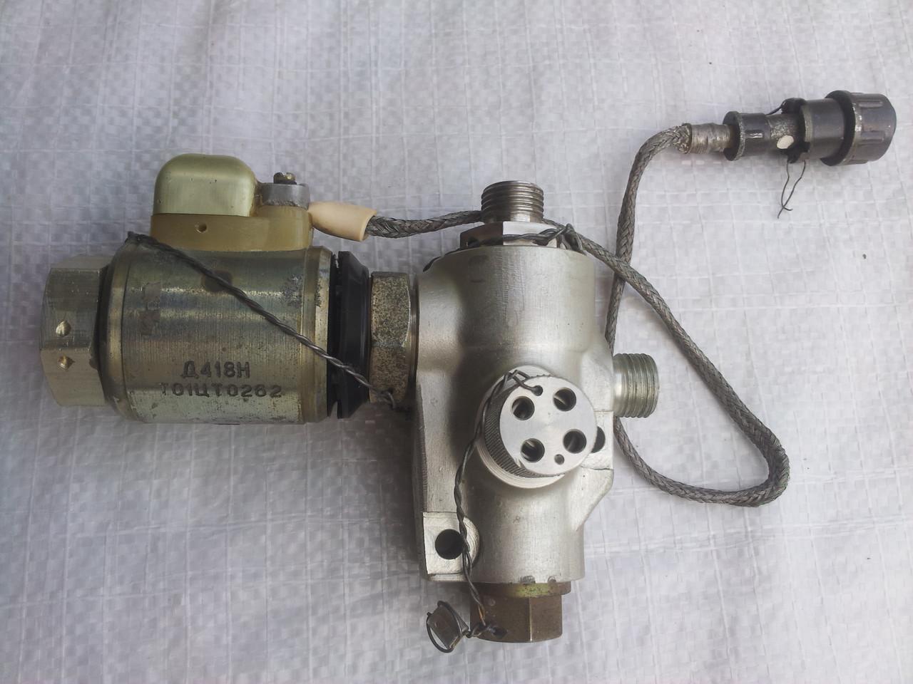 Электропневмоклапан ЭПК-219-09-СБ319