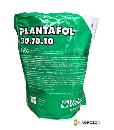 Удобрение Плантафол Plantafol 30-10-10 Valagro - 1 кг, фото 2