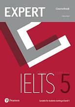 Книга Expert IELTS Band 5 Coursebook with Online Audio / Pearson