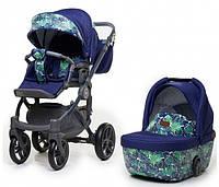 Детская универсальная коляска 2в1 Baby-Merc Bebello B/126A