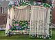 Гойдалка садова Мілан Преміум (розкладна), фото 4