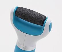 Электрическая USB роликовая пилка для удаления огрубевшей кожи стоп, фото 2