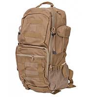Рюкзак Городской, спортивный, милитари  Innturt 45L (camouflage)Large A1021-4 , фото 1