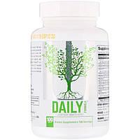 Комплекс витаминов и микроэлементов для спортсменов Daily Formula 100 таблеток Universal Nutrition (00166-01)