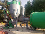 Сушка АВМ 0,65 барабанного типа производство пеллет и брикета, фото 6