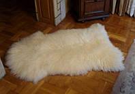 Шкура натуральная овечья 125 на 75 см