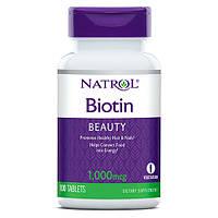 Natrol Biotin 1000 mcg 100 tabs