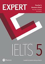 Книга для учителя Expert IELTS Band 5 Teacher's Book with Online Audio / Pearson
