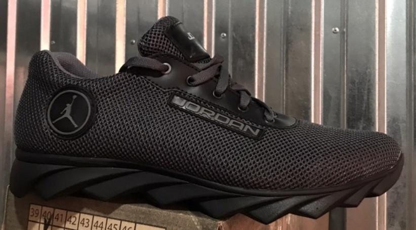 Jordan! летние темно серого цвета мужские или подростковые кроссовки в стиле Джордан сетка кожа
