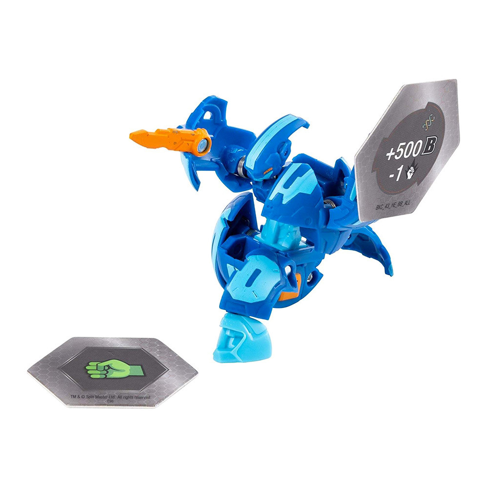 Bakugan Battle Planet Ультра бакуган Аквас Cиндеус, SM64423-2