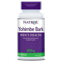 Natrol Yohimbe Bark 500 mg 90 caps