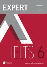 Книга Expert IELTS Band 6 Coursebook with Online Audio / Pearson