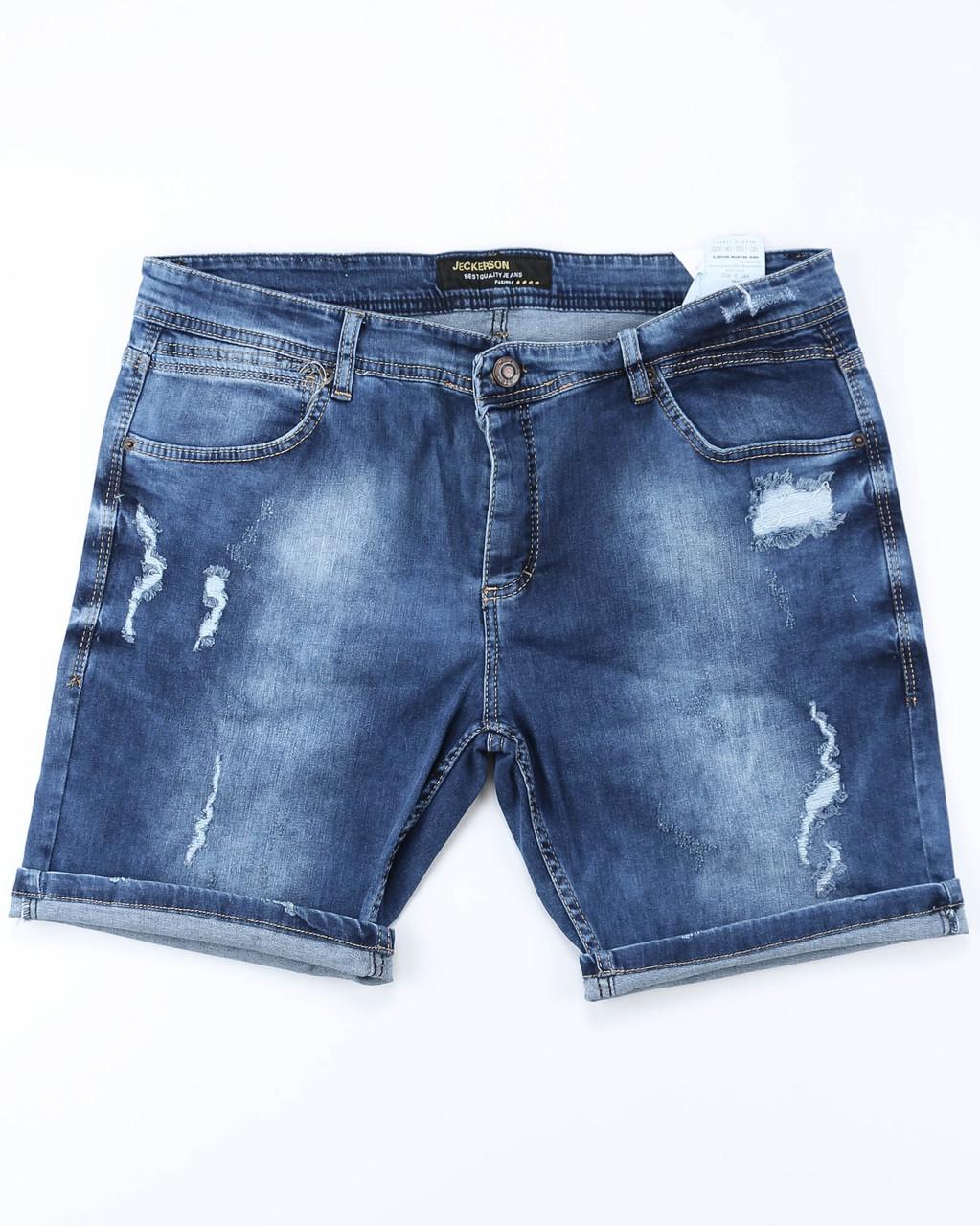 Шорты джинс MARIO рваные 30(Р) 0020
