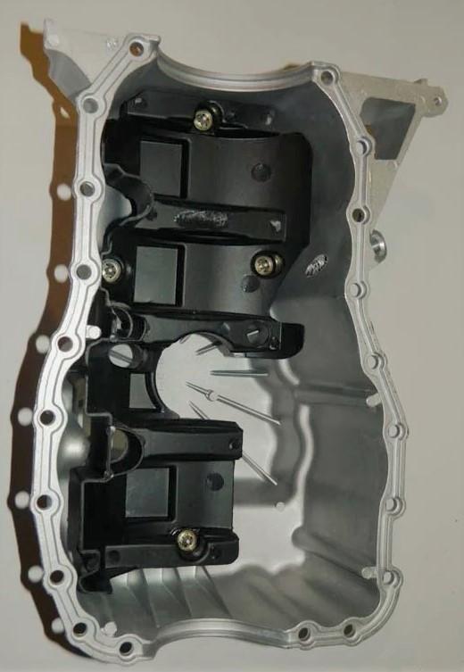 Поддон картера двигателя 16V Логан, Ларгус 1,6 GROG Корея