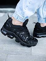 Мужские кроссовки Nike Air Max Vapormax plus Черные