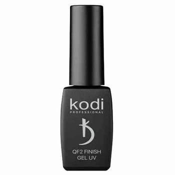 Финишное покрытие Kodi QF2 FINISH UV GEL  без липкого слоя, 8 мл