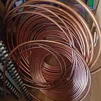 Мідна труба 8х1 - 50 м